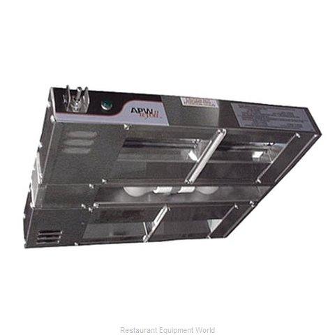APW Wyott FDDL-18H-T Heat Lamp, Strip Type