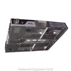 APW Wyott FDDL-18L-T Heat Lamp, Strip Type
