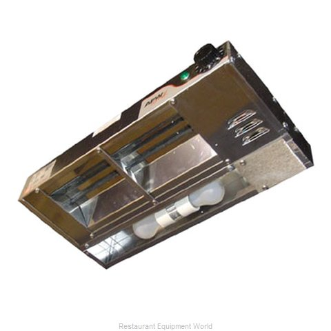 APW Wyott FDL-36H-I Heat Lamp, Strip Type