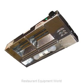 APW Wyott FDL-54L-I Heat Lamp, Strip Type