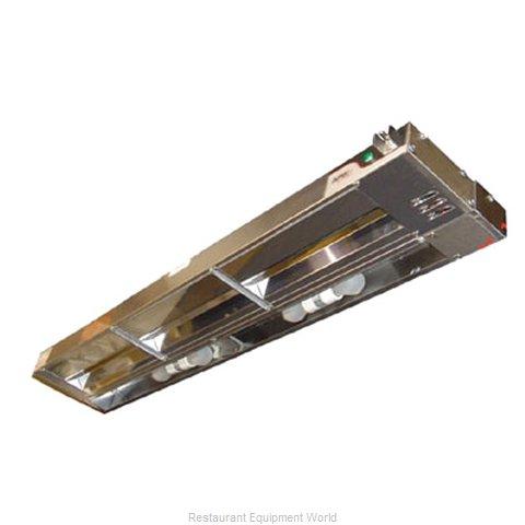 APW Wyott FDL-60H-T Heat Lamp, Strip Type