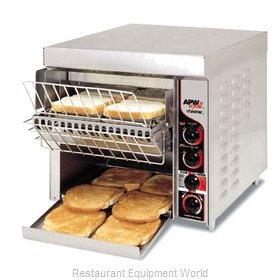 APW Wyott FT-1000 Toaster, Conveyor Type