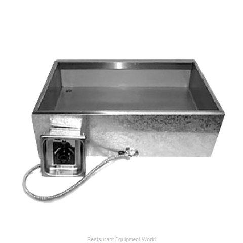 APW Wyott FW-2026D Hot Food Well Unit Electric Built-In Bottom Mount