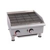 APW Wyott GCB-24I Charbroiler, Gas, Countertop
