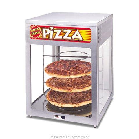 APW Wyott HDC-4 Display Case, Hot Food, Countertop