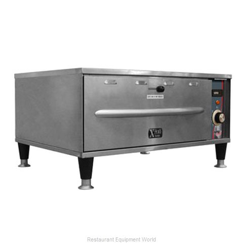 APW Wyott HDDI-2 Warming Drawer, Free Standing (Magnified)