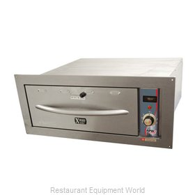 APW Wyott HDDI-2B Warming Drawer Built-in