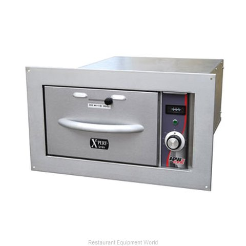 APW Wyott HDDIS-2B Warming Drawer Built-in (Magnified)