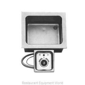 APW Wyott HFW-12 Hot Food Well Unit, Drop-In, Electric