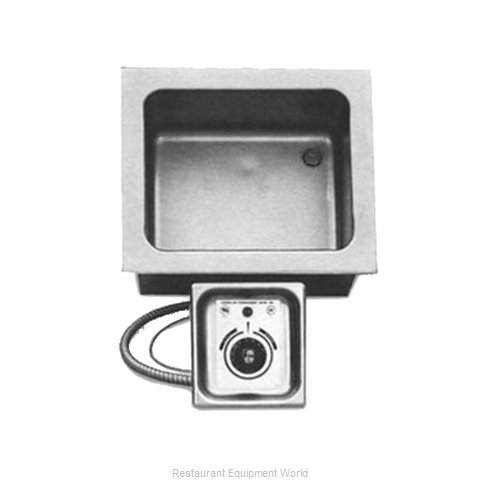 APW Wyott HFW-12D Hot Food Well Unit Electric Drop-In Top Mount
