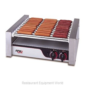 APW Wyott HR-20 Hot Dog Grill Roller-Type