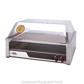 APW Wyott HR-45 Hot Dog Grill