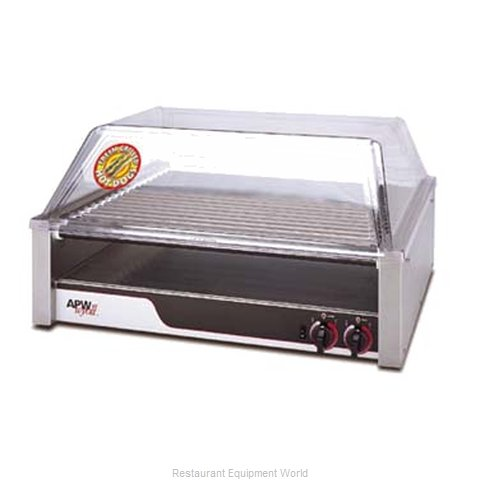 APW Wyott HR-50 Hot Dog Roller Grill