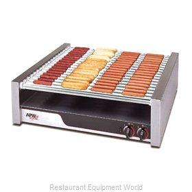 APW Wyott HR-75 Hot Dog Grill Roller-Type