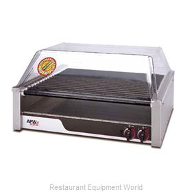 APW Wyott HRS-50 Hot Dog Grill