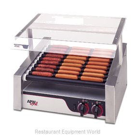 APW Wyott HRS-50S Hot Dog Grill