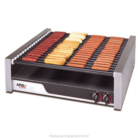 APW Wyott HRS-85 Hot Dog Grill Roller-Type