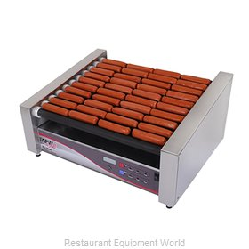 APW Wyott HRSDI-50S Hot Dog Grill Roller-Type