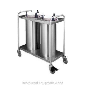 APW Wyott HTL2-8 Dispenser, Plate Dish, Mobile