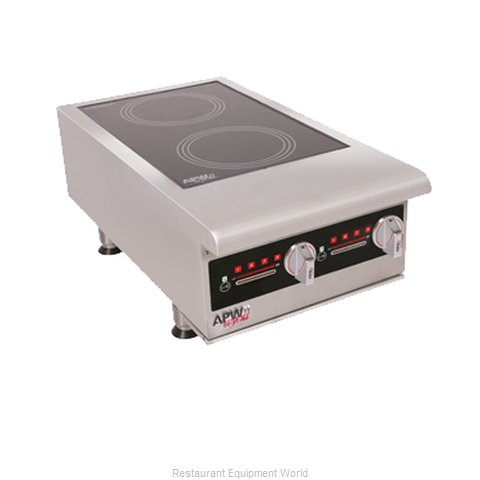 APW Wyott IHP-2 Champion Cookline Induction Cooker