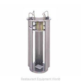 APW Wyott L-12A Dispenser, Plate Dish, Drop In