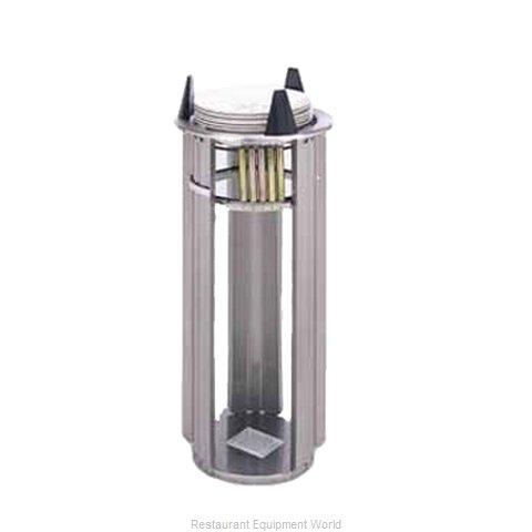 APW Wyott L-5 Dispenser, Plate Dish, Drop In