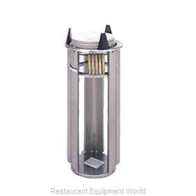 APW Wyott L-6 Dispenser, Plate Dish, Drop In
