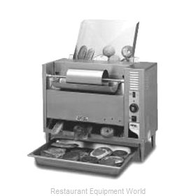 APW Wyott M-83 Toaster, Contact Grill, Conveyor Type