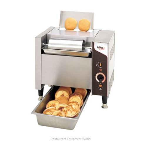 APW Wyott M-95-2LP Toaster Contact Grill Conveyor Type