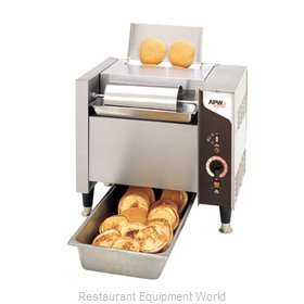 APW Wyott M-95-2LP Toaster, Contact Grill, Conveyor Type
