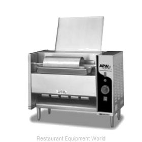 APW Wyott M-95-3 Toaster, Contact Grill, Conveyor Type