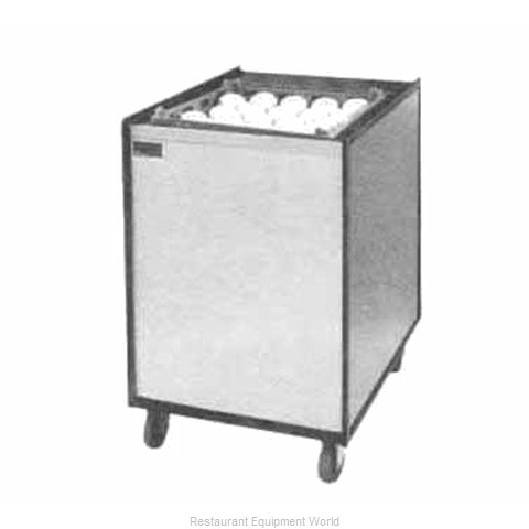APW Wyott MCTR-1616 Dispenser, Tray Rack