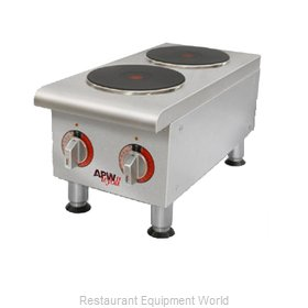 APW Wyott SEHPI Hotplate, Countertop, Electric