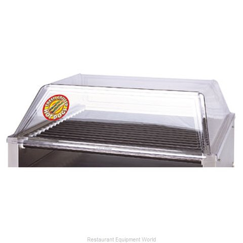 APW Wyott SG-50 Hot Dog Grill Sneeze Guard