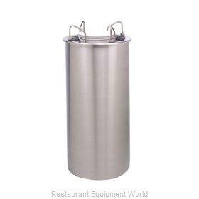 APW Wyott SL-9A Dispenser, Plate Dish, Drop In