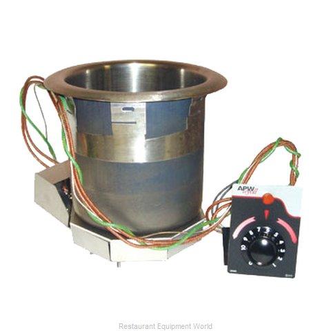 APW Wyott SM-50-4 Hot Food Well Unit, Drop-In, Electric