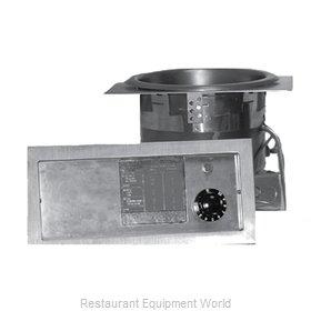 APW Wyott SM-50EZ-7D Hot Food Well Unit, Drop-In, Electric