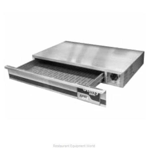 APW Wyott SPTU-50N Hot Dog Heat & Hold Drawer