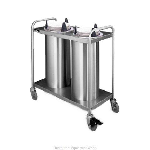 APW Wyott TL2-12 Dispenser, Plate Dish, Mobile