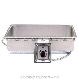 APW Wyott TM-12L UL Hot Food Well Unit, Drop-In, Electric