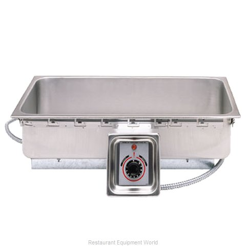 APW Wyott TM-12LD UL Hot Food Well Unit Electric Drop-In Top Mount (Magnified)