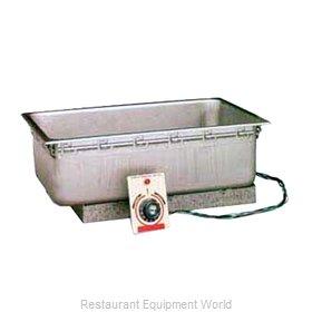 APW Wyott TM-90 Hot Food Well Unit, Drop-In, Electric