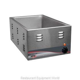 APW Wyott W-3VI Food Pan Warmer, Countertop