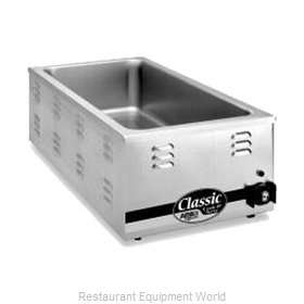 APW Wyott W-43V Food Pan Warmer, Countertop
