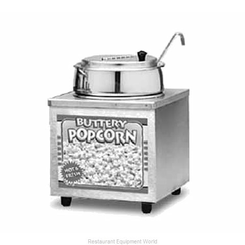 APW Wyott W-4B PKG Food Topping Warmer, Countertop (Magnified)