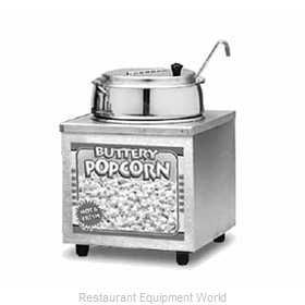 APW Wyott W-4B PKG Food Topping Warmer, Countertop