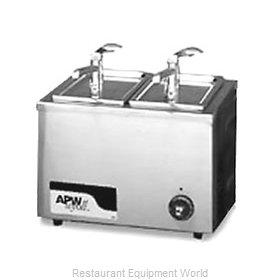 APW Wyott W-9 Food Pan Warmer, Countertop