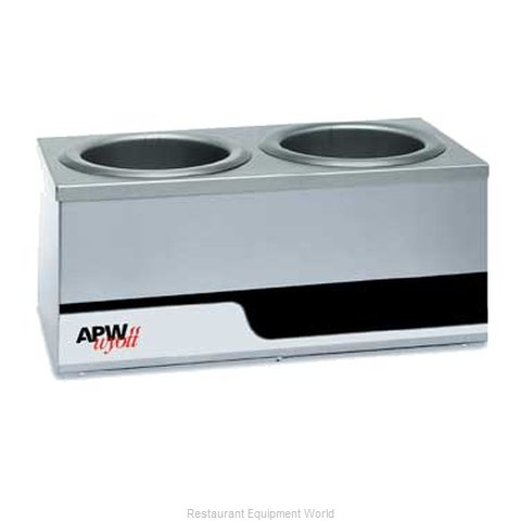 APW Wyott W4-2 Food Warmer Various Products