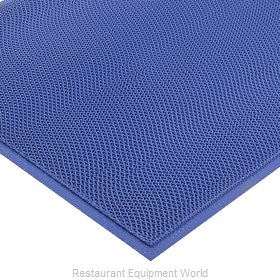 Apex Foodservice Matting 539S0035BU Floor Mat, General Purpose