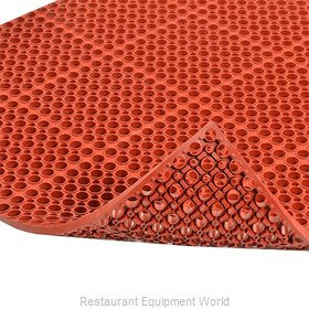 Apex Foodservice Matting T11U3939RD Floor Mat, Anti-Fatigue